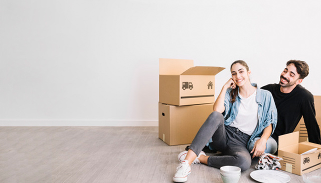 Moving Home Doesn't Have to Be a Stress